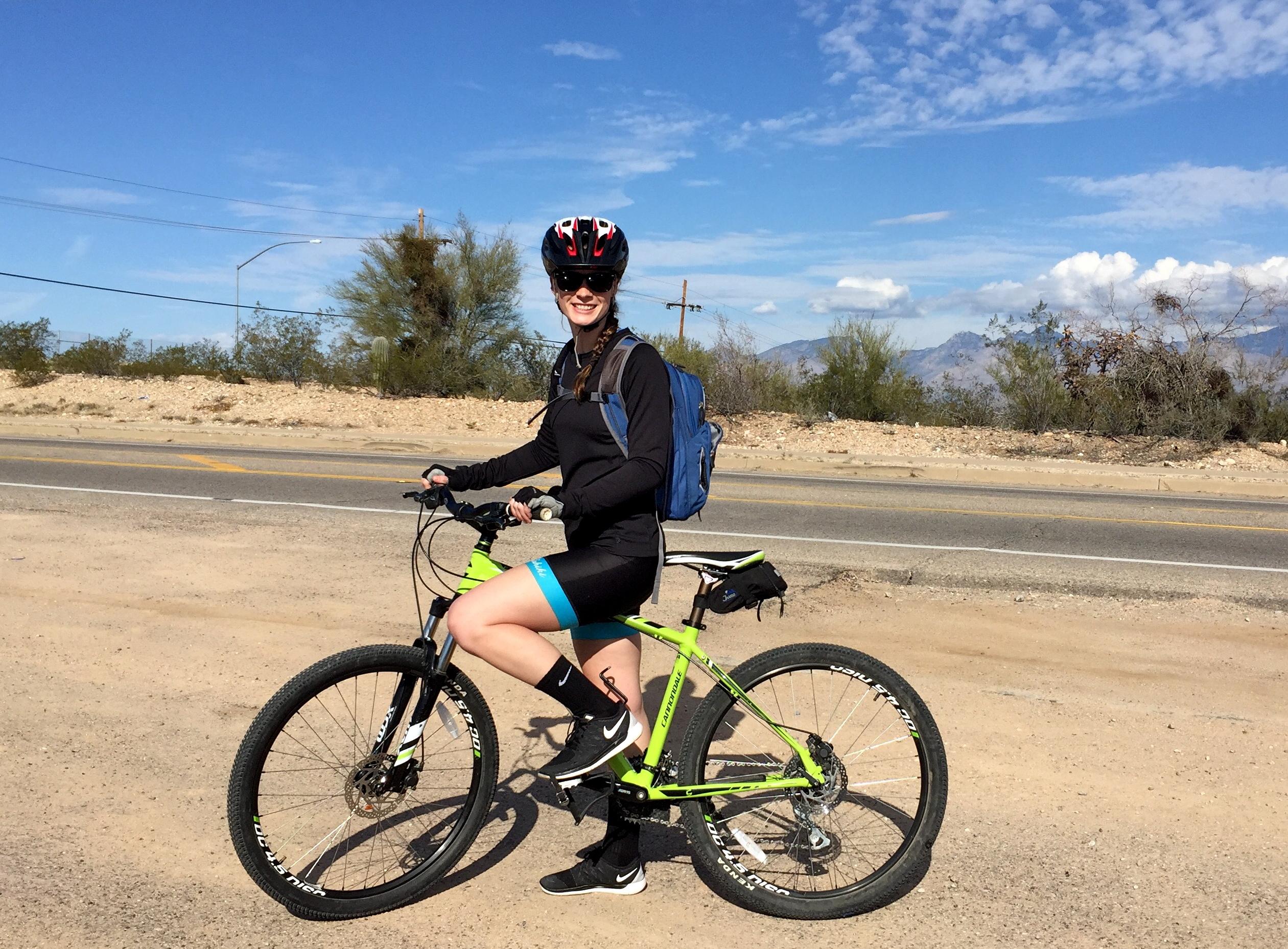 Marissa_biking