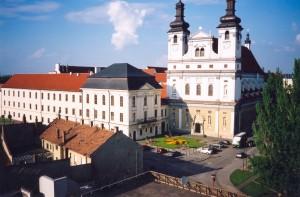 Katedrala a univerzita