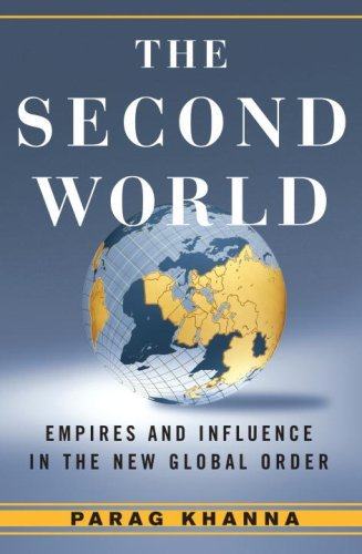 "At the April 29th Schemel Forum Luncheon Seminar, Parag Khanna, author of ""The Second World,"" will speak on ""A 21st Century Look at Global Politics and Economics."""