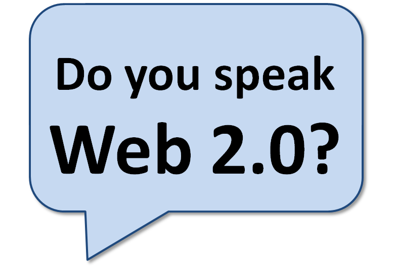 Do you speak Web 2.0