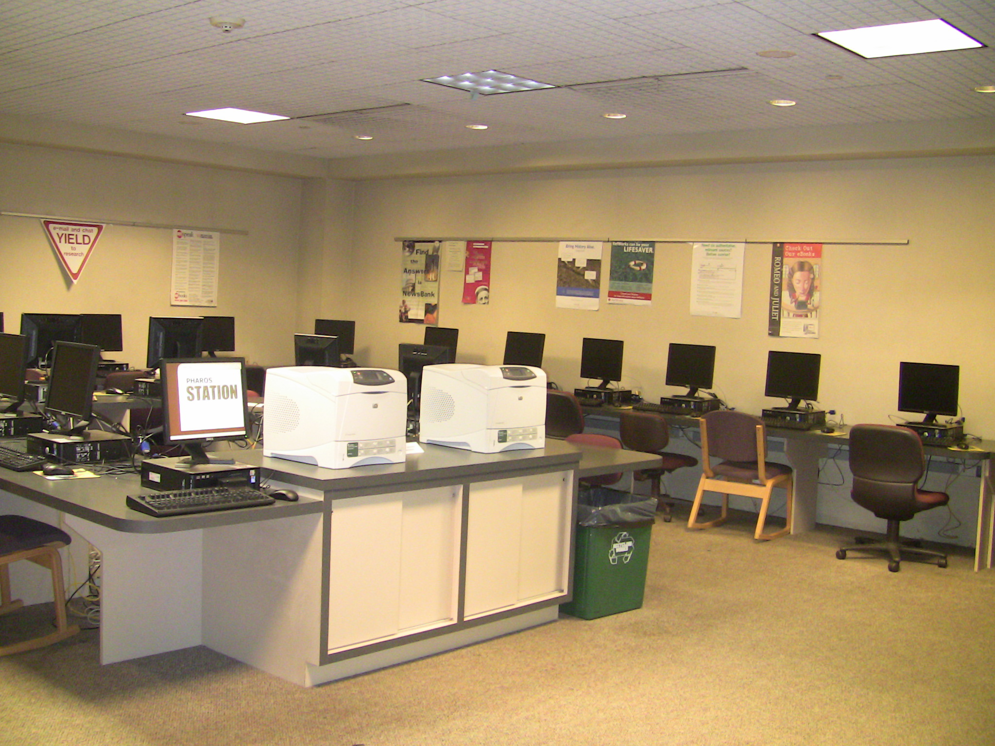 Library Feng Shui Uofslibrary News