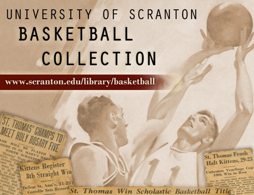 University of Scranton Basketball Collection