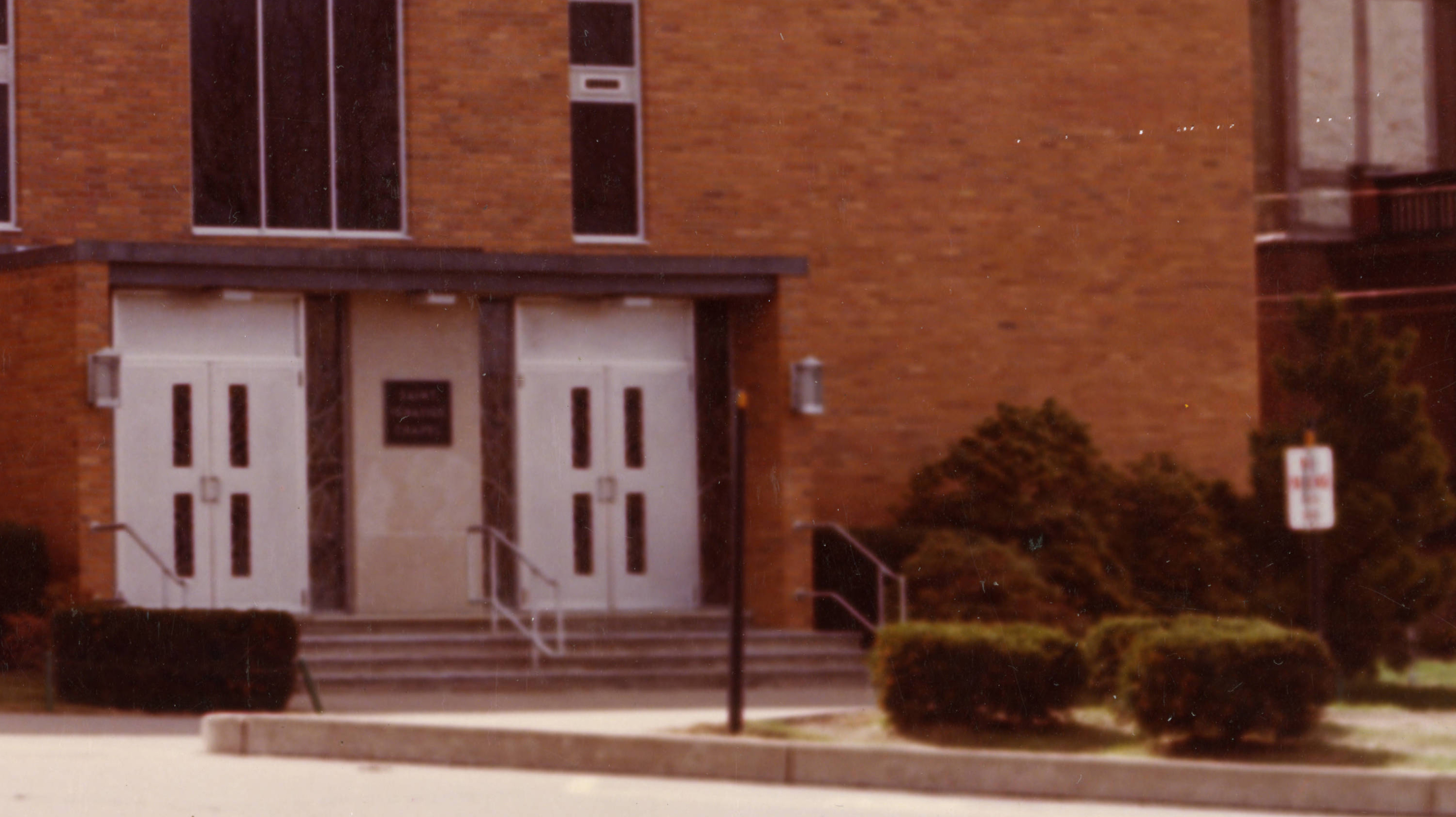 St. Thomas Hall, ca. 1979