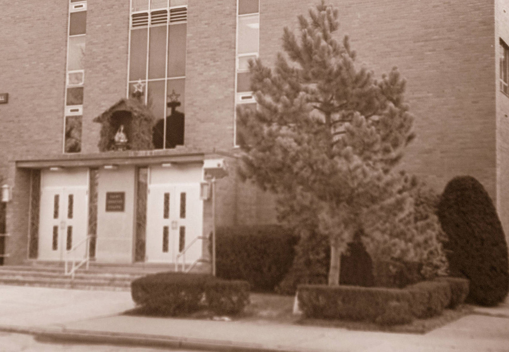 St. Thomas Hall, ca. 1990s