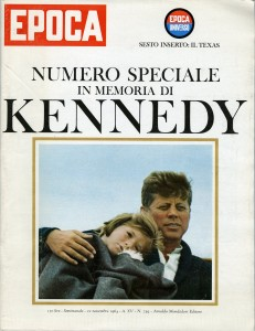 EPOCA Spanish Magazine Kennedy Memorial Issue_001
