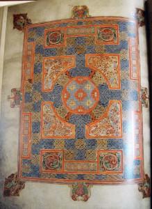 Lindisfarne Gospels Facsimile
