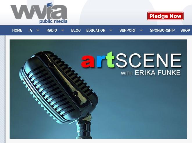 WVIA ArtScene