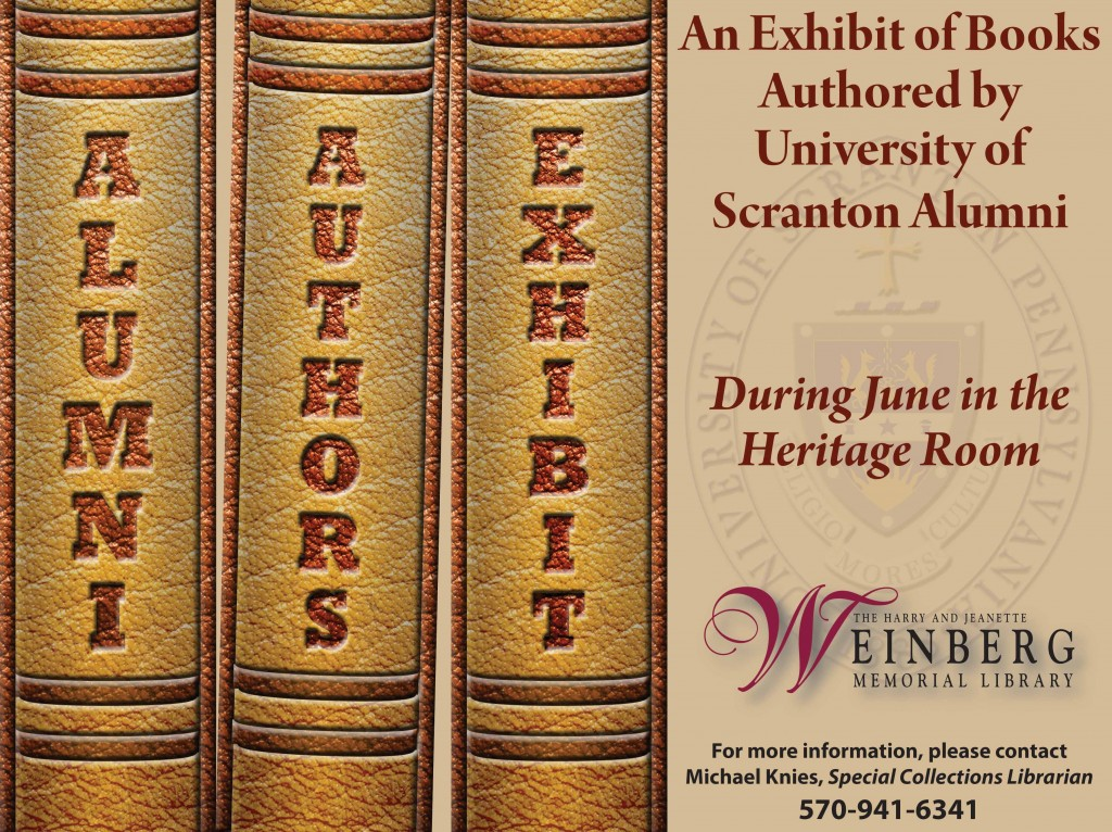 Alumni Authors Exhibit