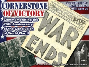 Cornerstone of Victory Exhibit