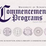 Commencement Programs digital signage