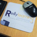 Reilly Learning Commons mousepad