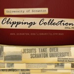 Clippings Collection digital signage