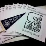 Unofficial University of Scranton Coloring Books