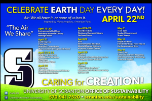 Earth week events 2015