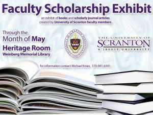 Faculty Scholarship Exhibit