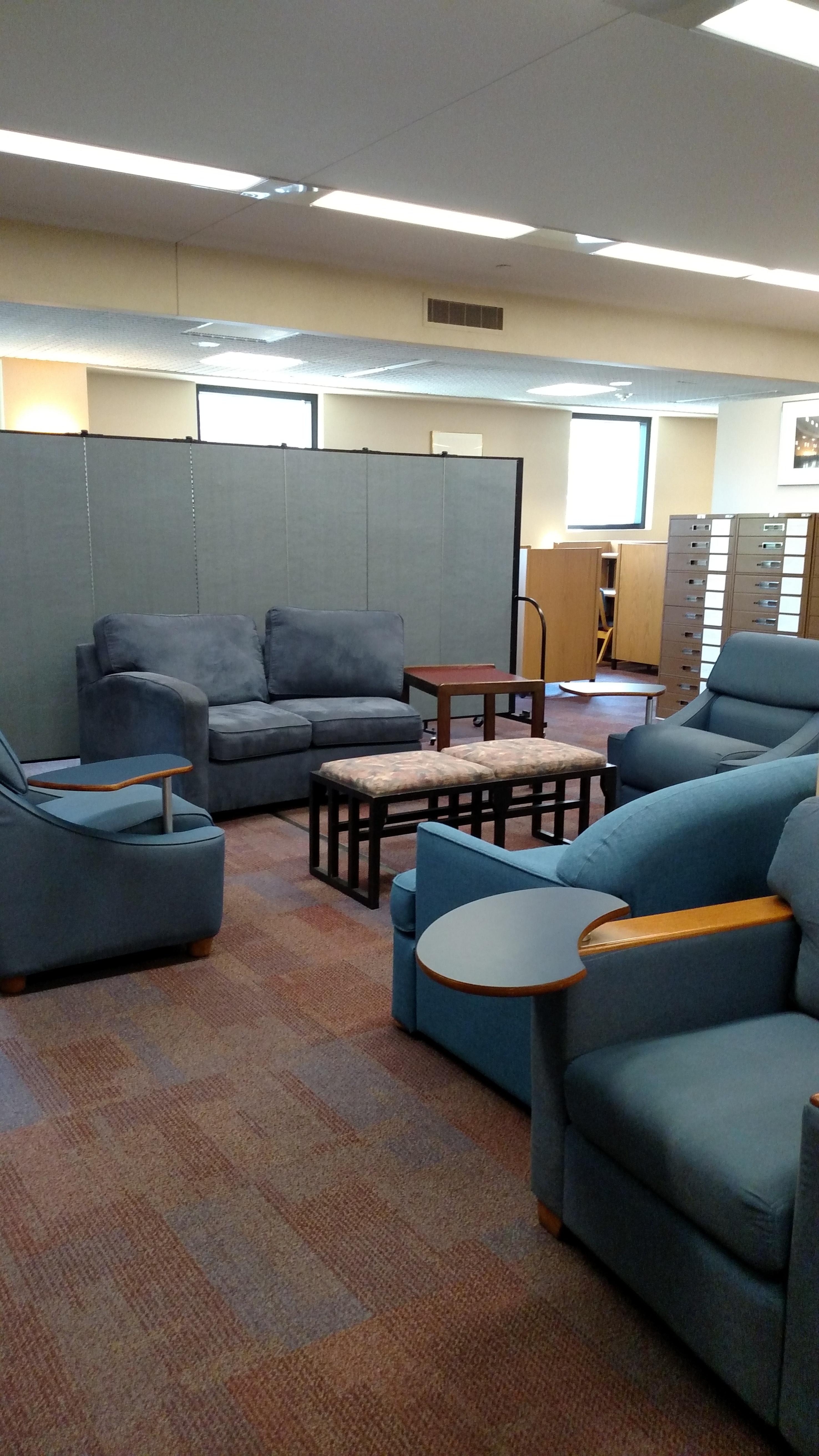 University Of Scranton Library Study Rooms