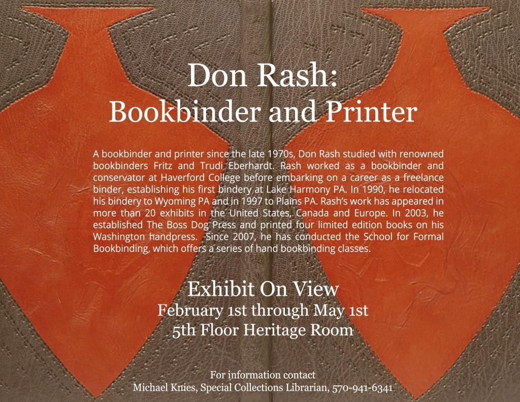 Rash Exhibit_print flyer_landscape_opens sans font