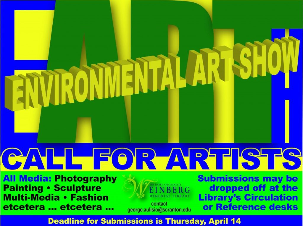 env art call for art 2016