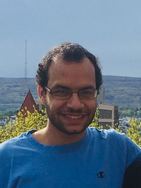 On News George Ebeid Uofslibrary – Worker Spotlight Student