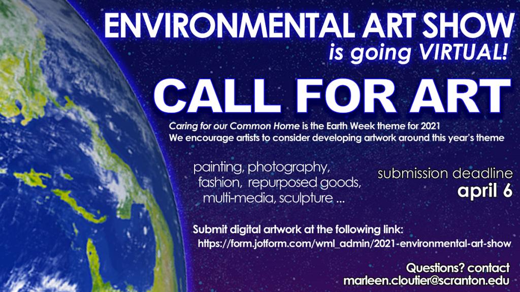 Environmental Art Show _call for art_2021